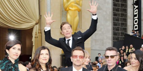 You have been Cumberbatched!